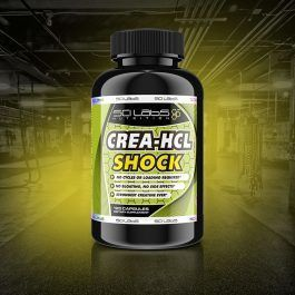 Crea HCL Shock de Scilabs Nutrition
