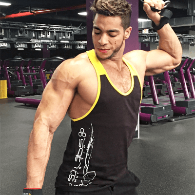 Scilabs Nutrition Tank Top