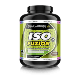 Iso Fuzion GF 4lb - Grass Fed Isolated Protein by Scilabs Nutrition