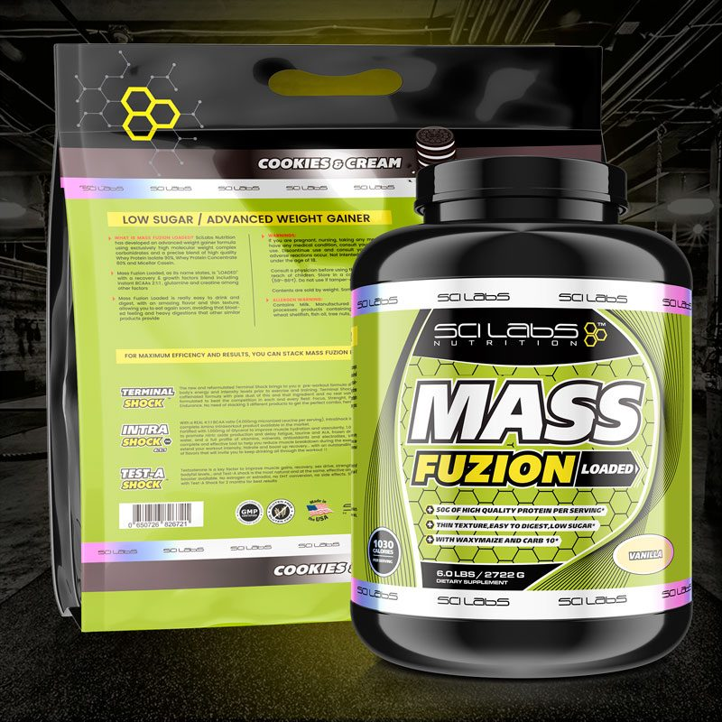 Mass Fuzion Loaded