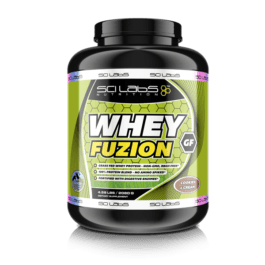 Whey Fuzion GF Protein - 65 servings