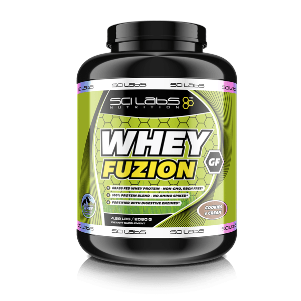 Whey Fuzion GF Protein - 65 servicios