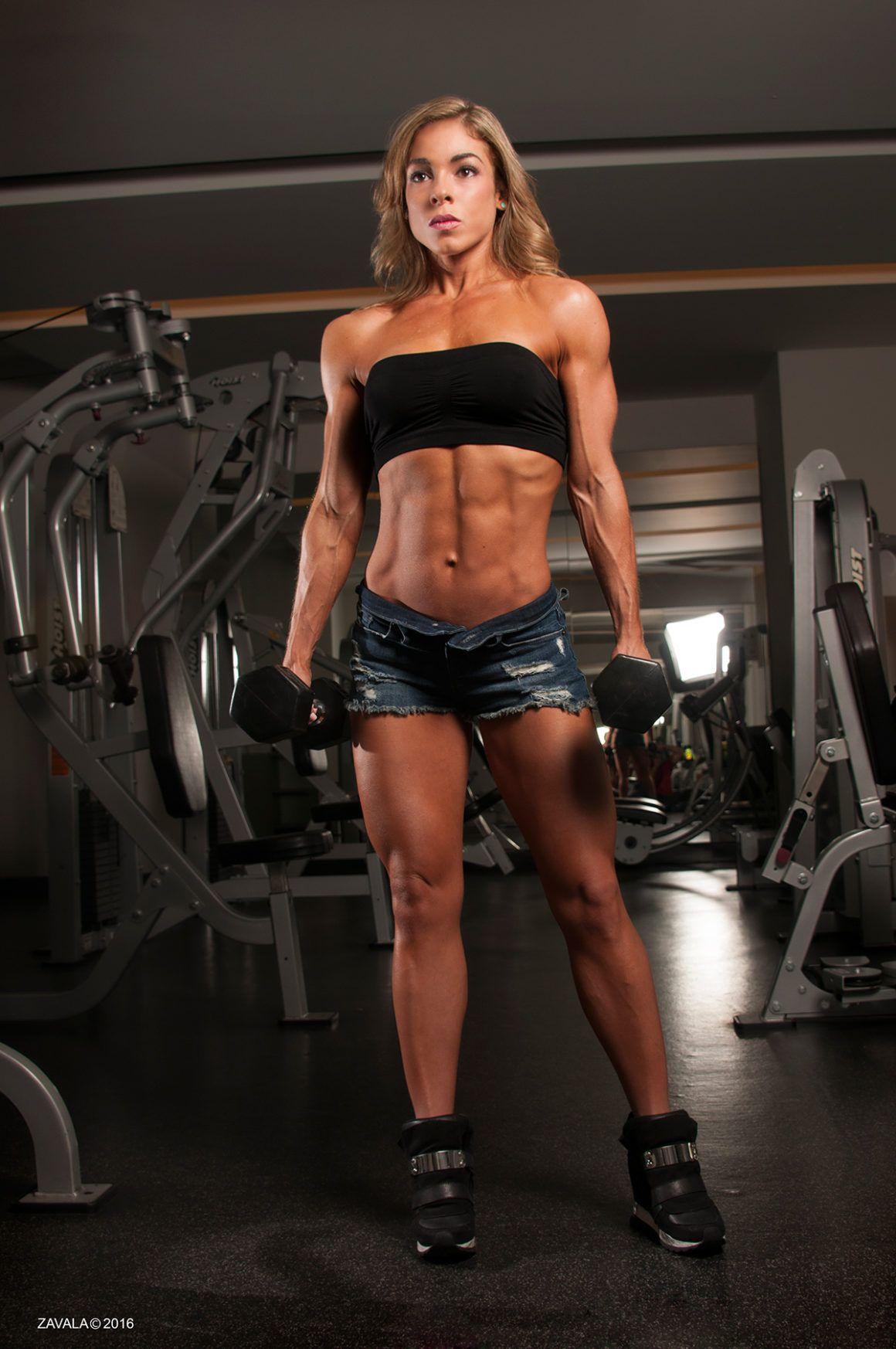 Regina Villareal - Bikini Fitness Athlete - Scilabs Nutrition Team Member