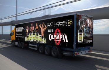 Mr Olympia Truck